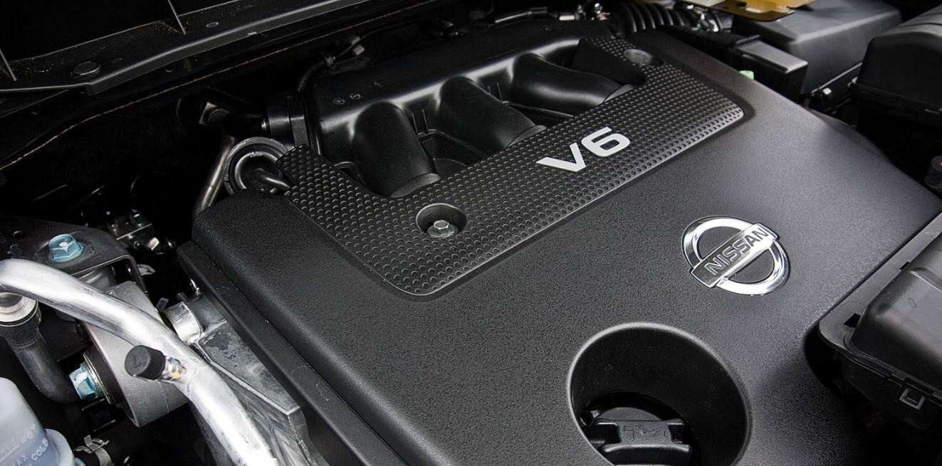 2021 Nissan Murano Engine