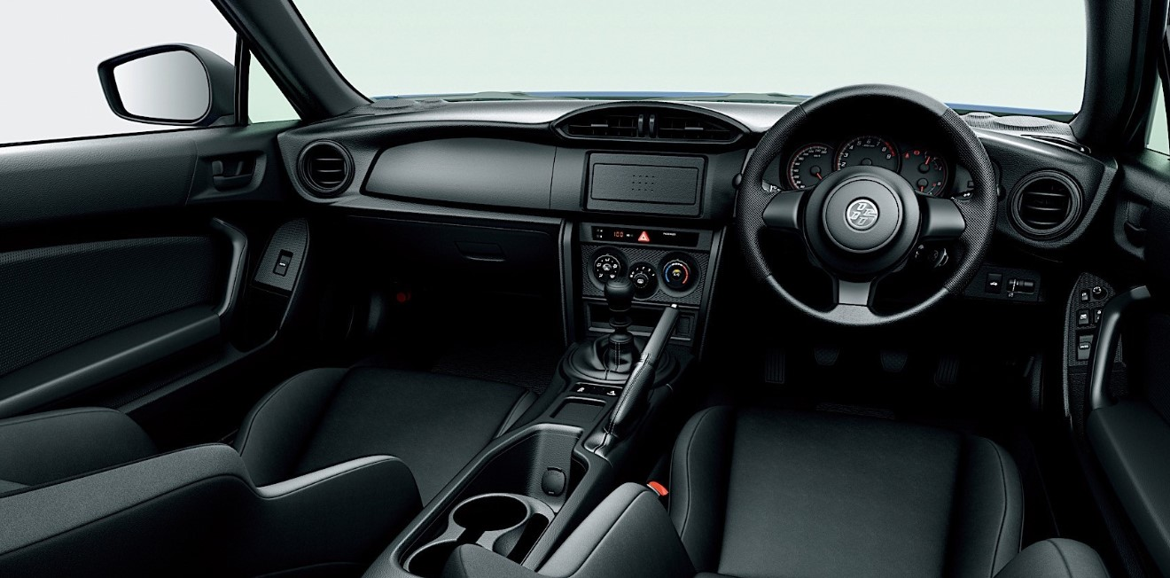 2021 Toyota 86 Interior