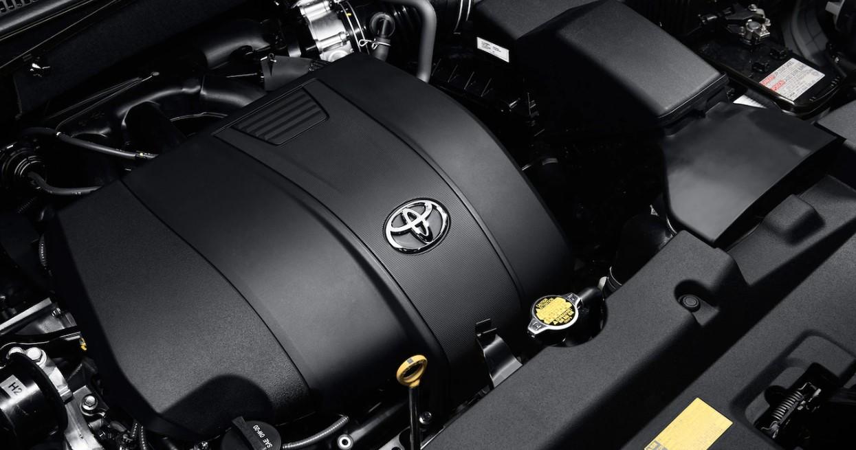 2021 Toyota Highlander Engine