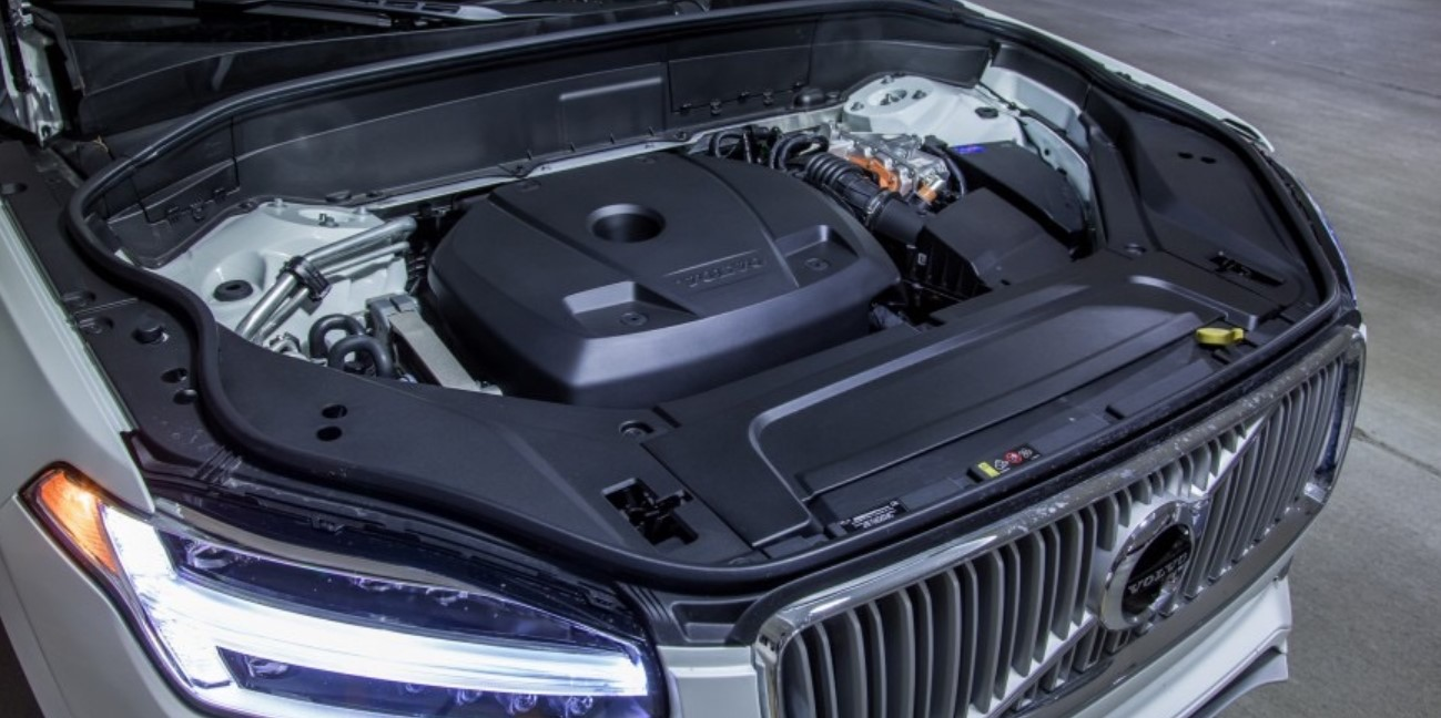 2021 Volvo XC90 Engine