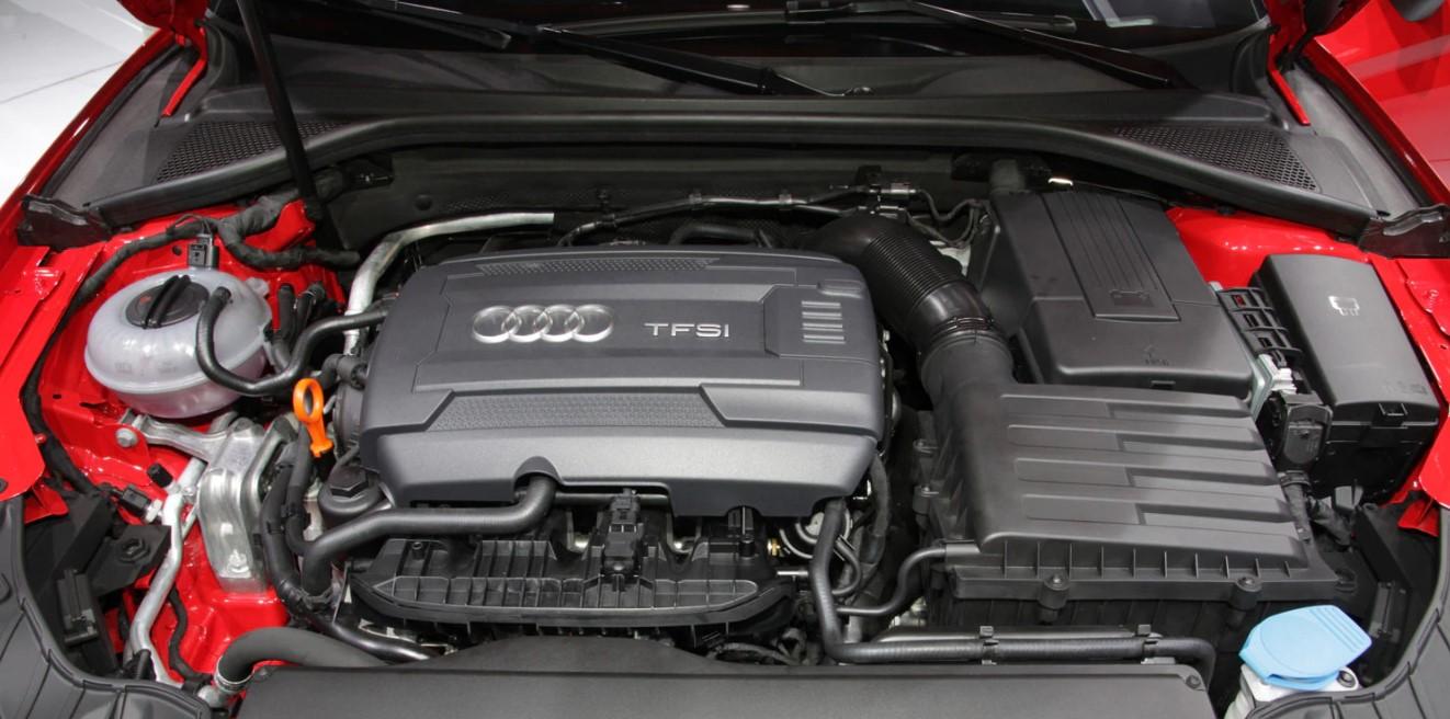 Audi A1 2021 Engine