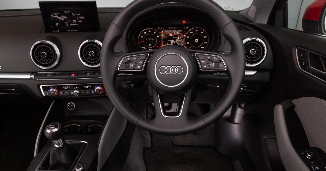 Audi A1 2021 Interior