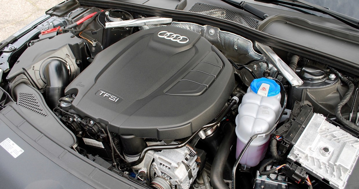 Audi A4 2021 Engine