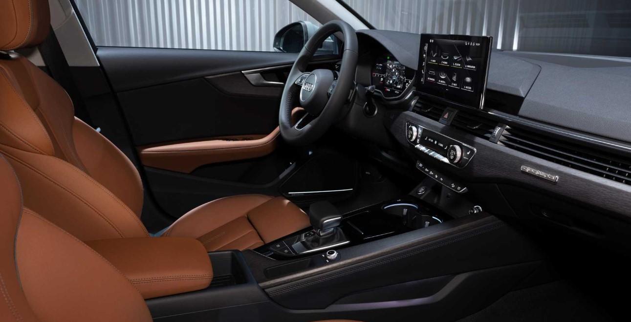 Audi A4 2021 Interior