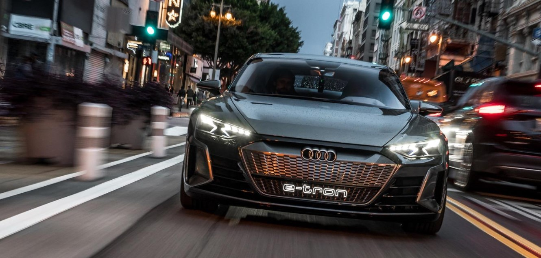 Audi E Tron 2021 Exterior