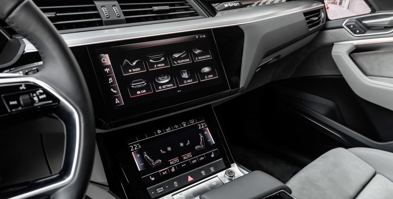 Audi E Tron 2021 Interior