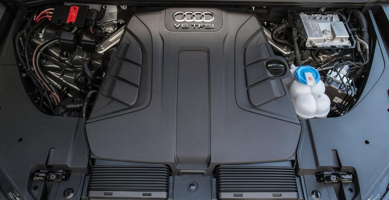 Audi Q7 2021 Engine