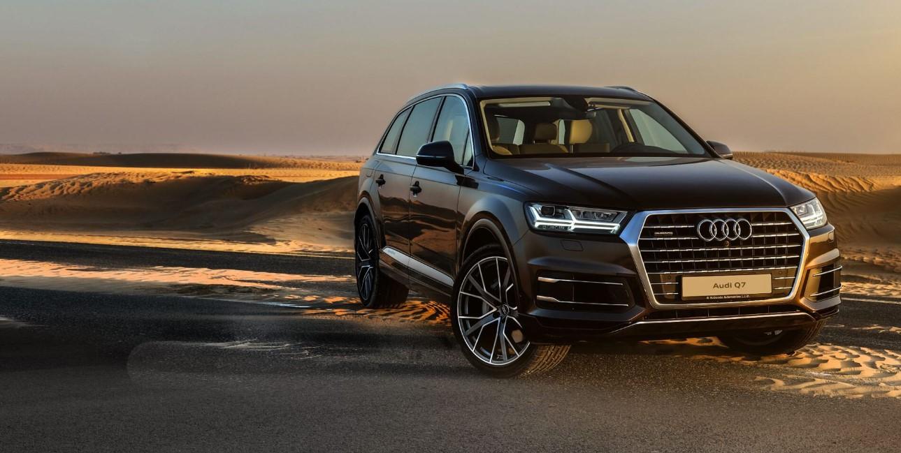 Audi Q7 2021 Exterior