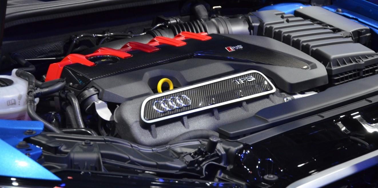 Audi RS 2021 Engine