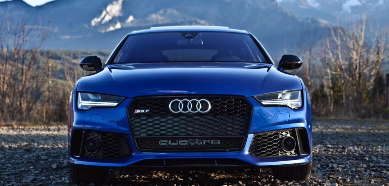 Audi RS 2021 Exterior