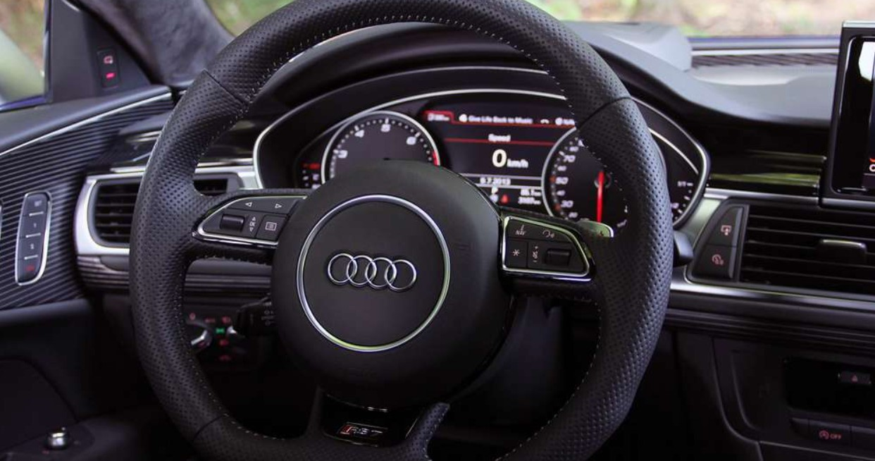 Audi RS 2021 Interior