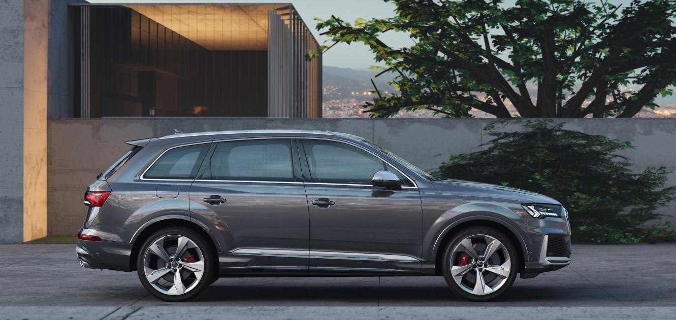 Audi SQ7 2021 Exterior
