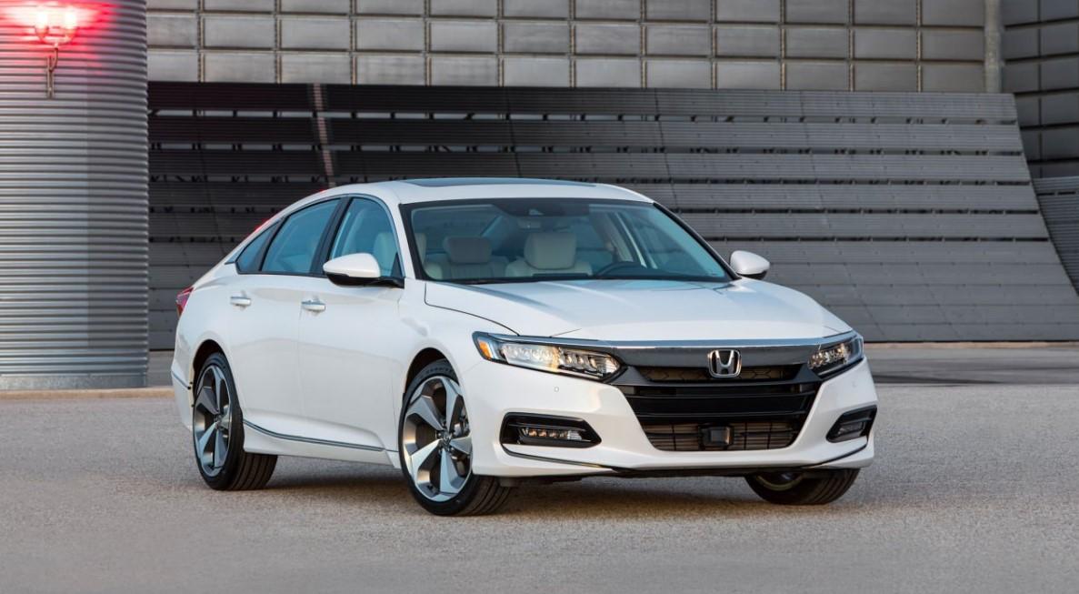 Honda Accord 2021 Exterior