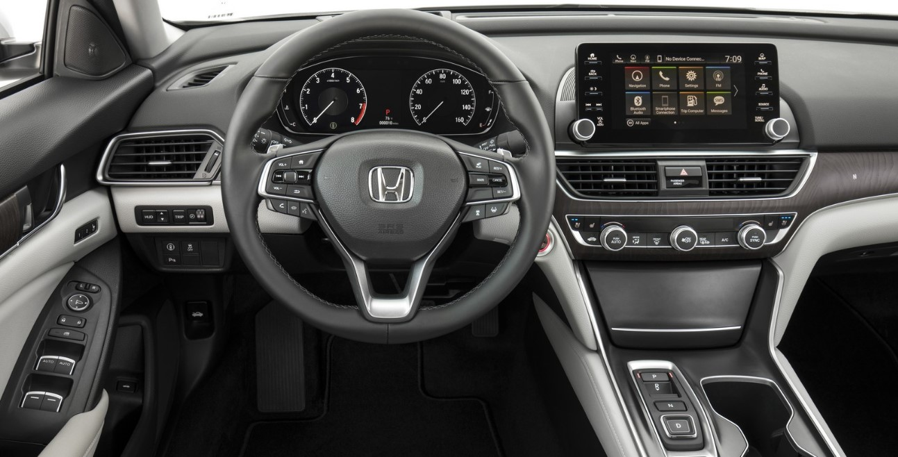 Honda Accord 2021 Interior
