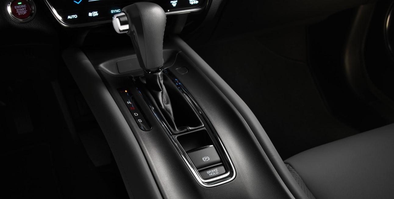 Honda HRV 2020 Interior