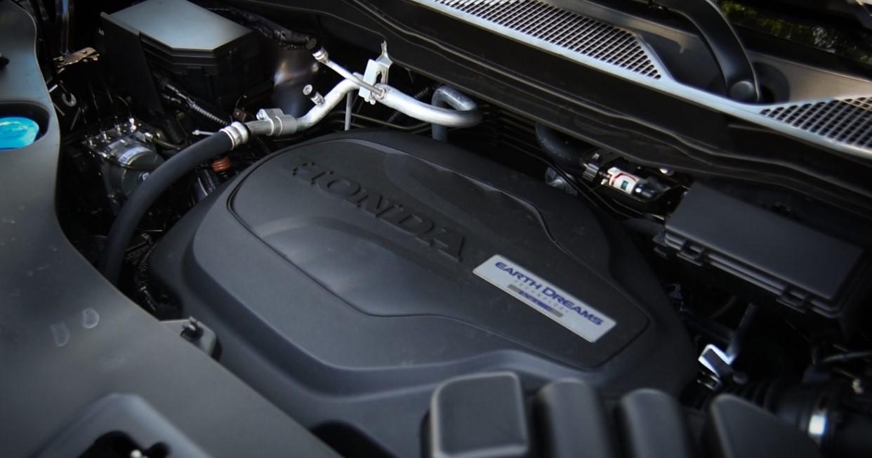 Honda Pilot 2021 Engine
