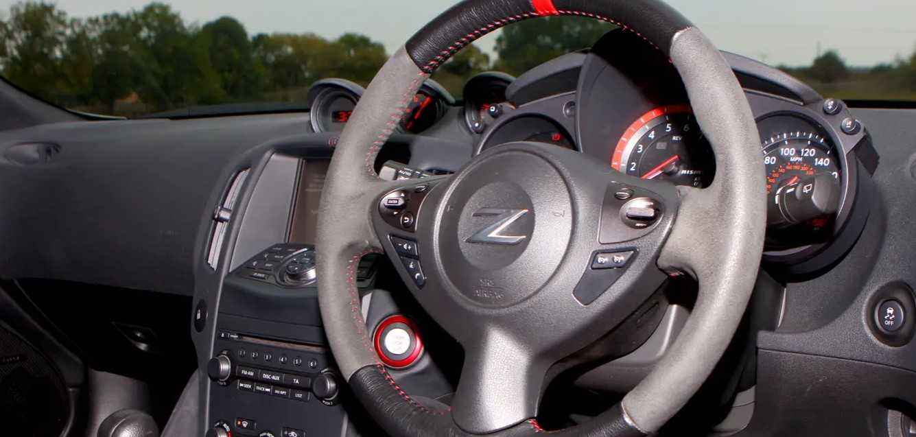 Nissan 370Z 2021 Interior