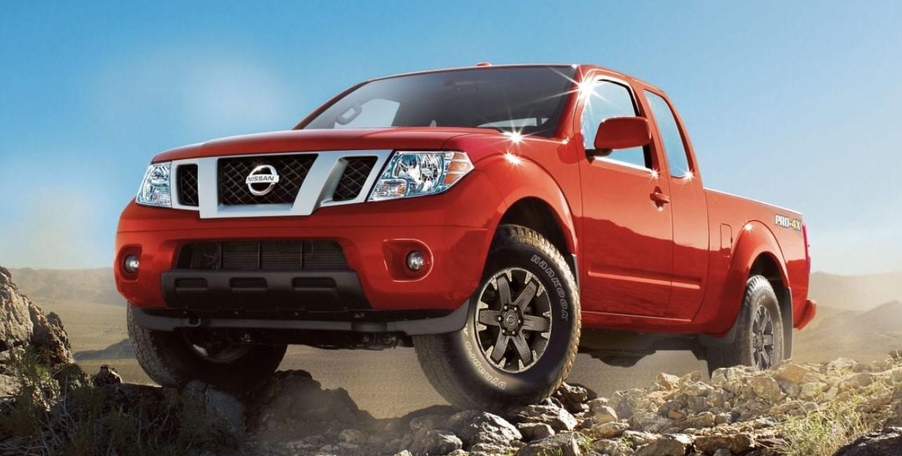 Nissan Frontier 2021 Exterior