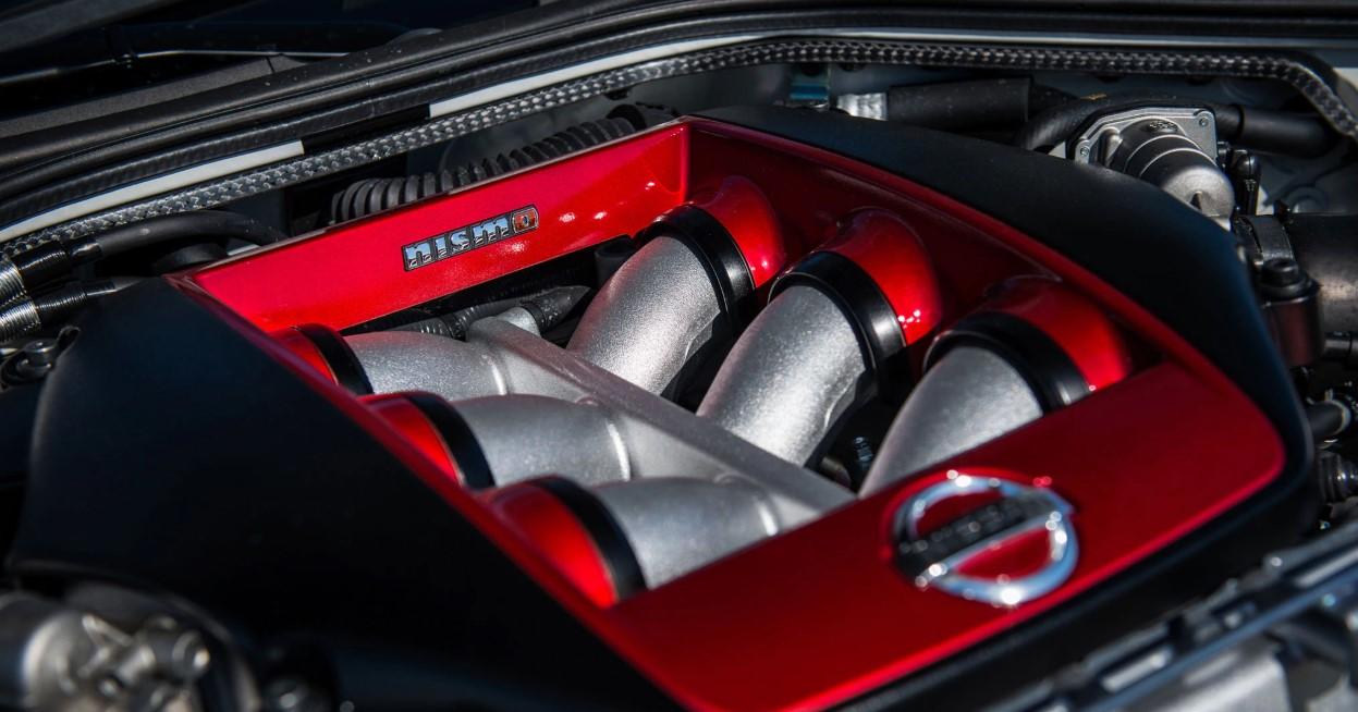 Nissan GTR 2021 Engine