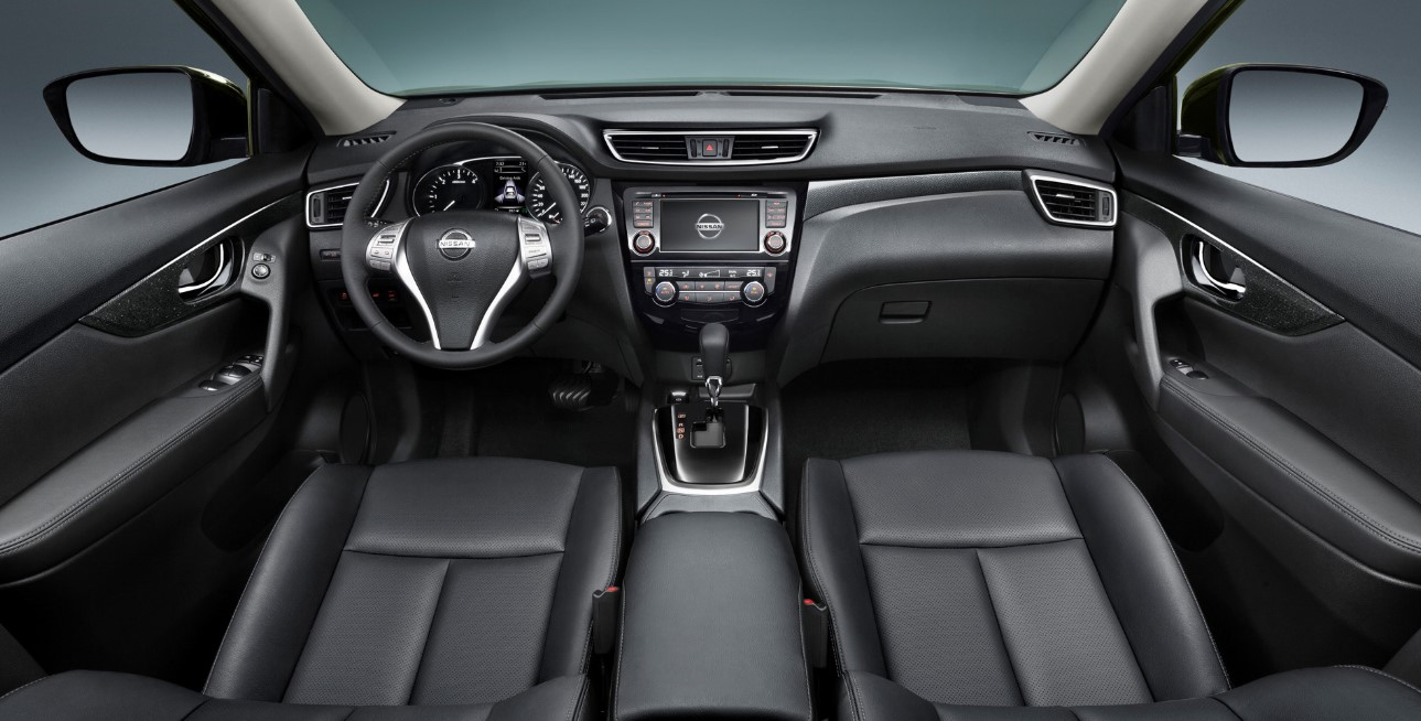Nissan X Trail 2021 Interior