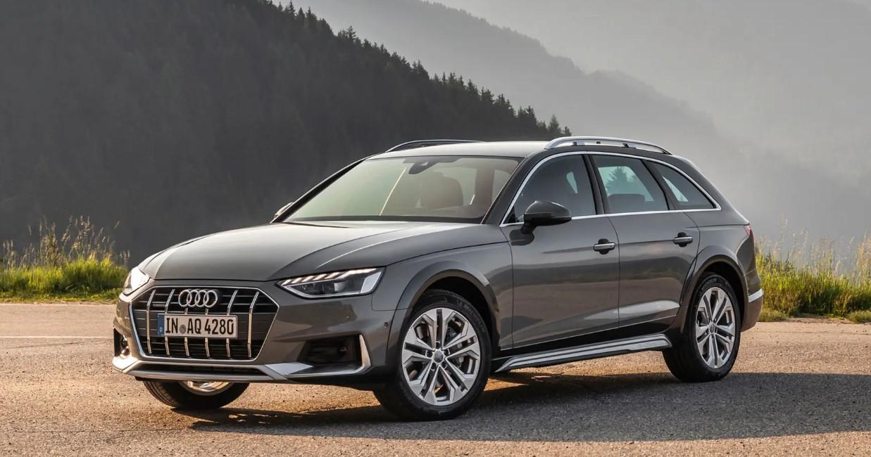 2020 Audi A4 Allroad Exterior