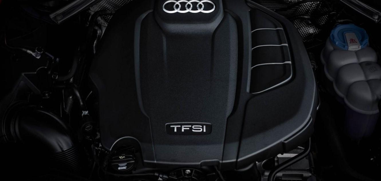 2020 Audi A5 Engine