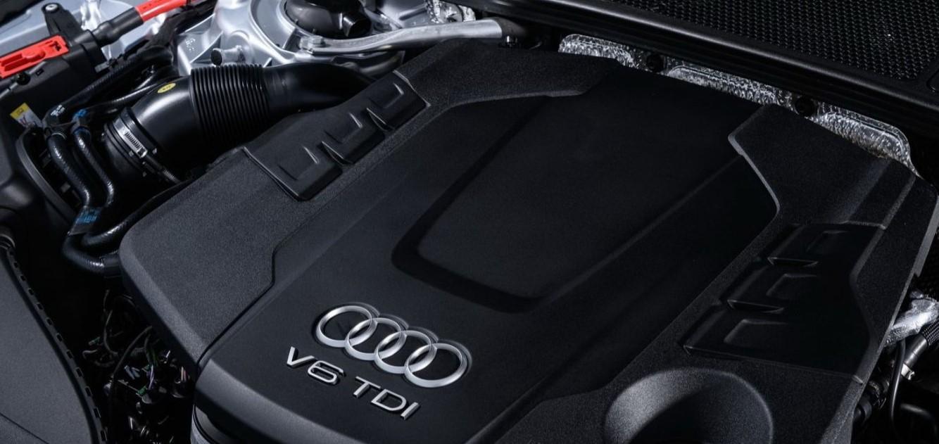 2020 Audi A7 Engine