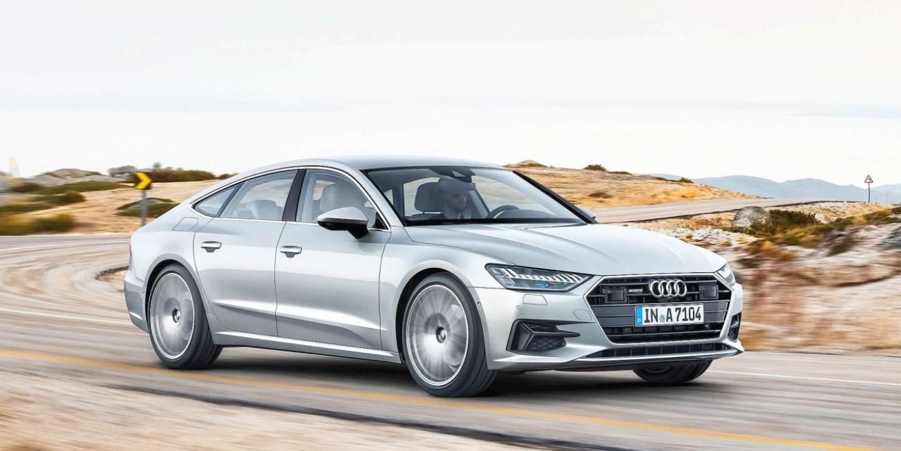 2020 Audi A7 Exterior