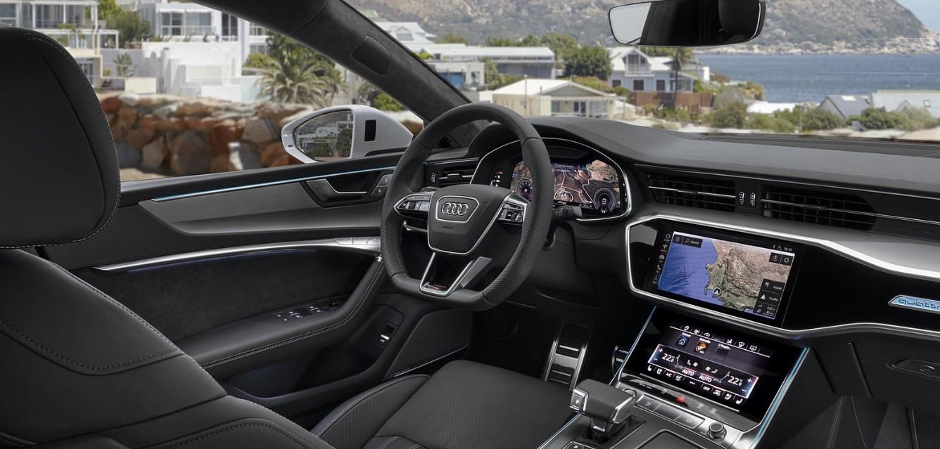 2020 Audi A7 Interior