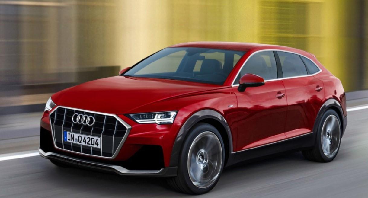 2020 Audi Q4 Exterior