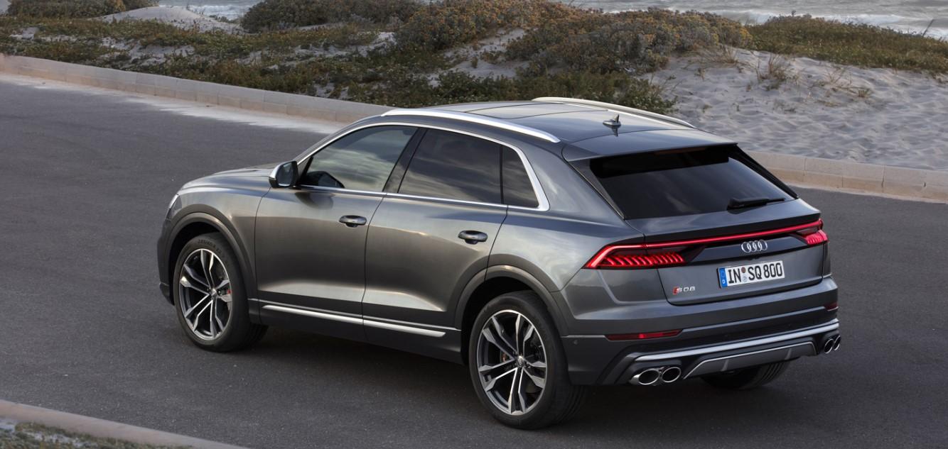 2020 Audi Q8 Engine