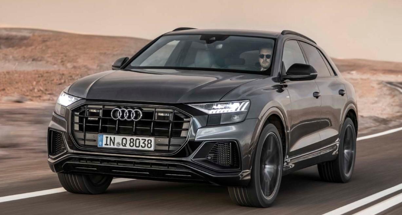 2020 Audi Q8 Exterior