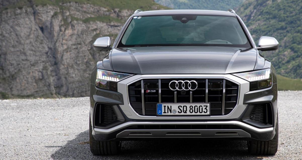 2020 Audi SQ8 Exterior