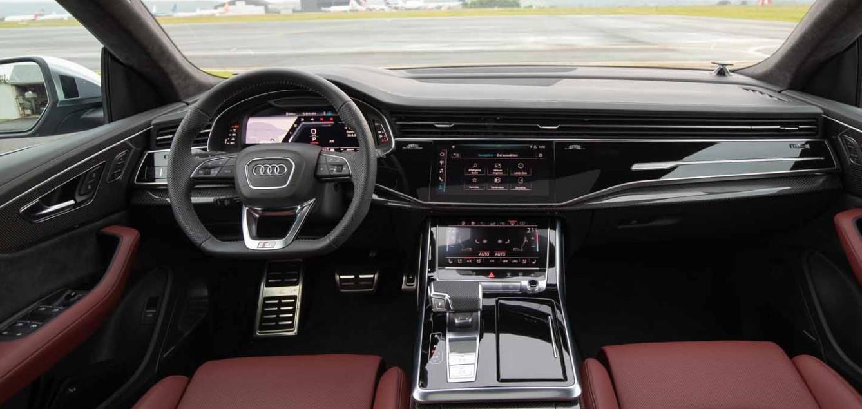 2020 Audi SQ8 Interior