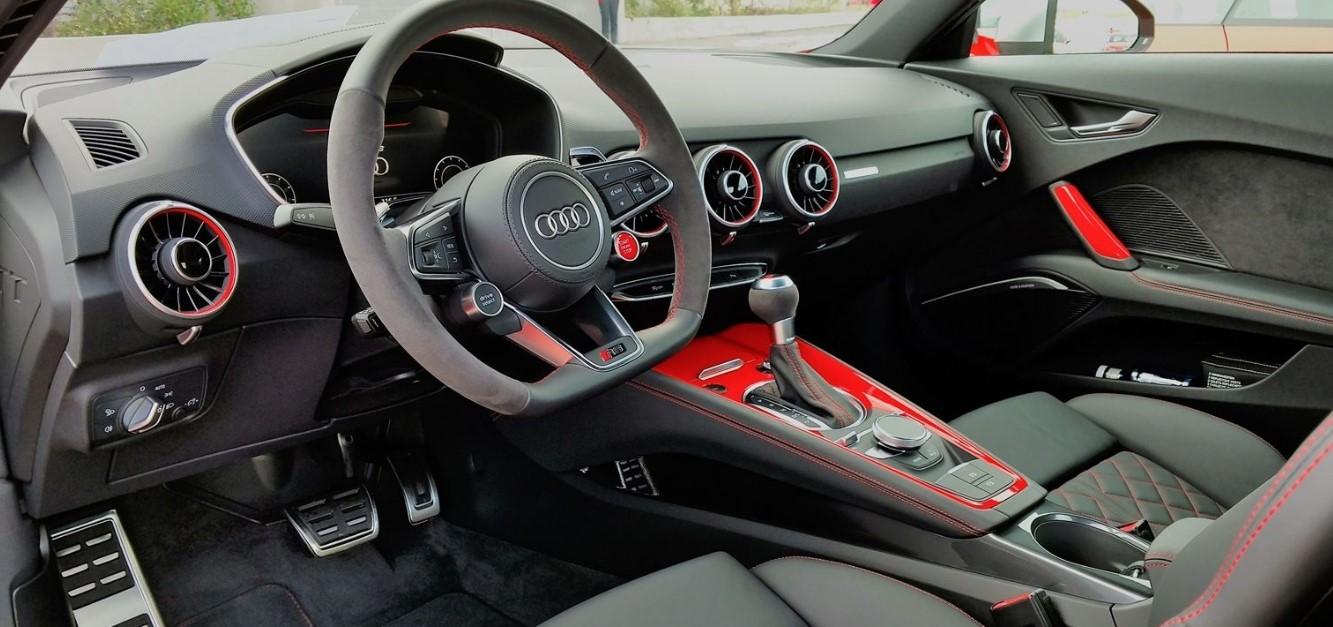 2020 Audi TT Interior