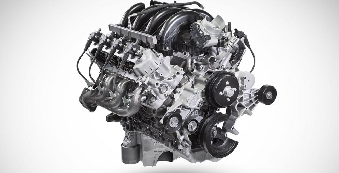 2020 Ford F 350 Engine