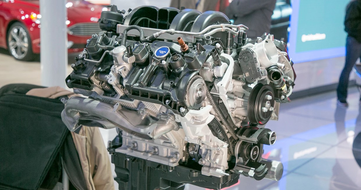 2020 Ford F250 Engine