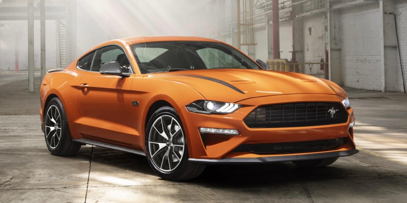 2020 Ford Mustang Exterior