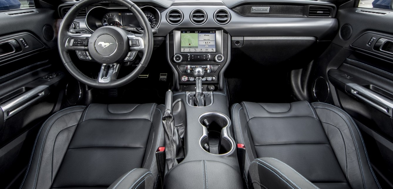2020 Ford Mustang GT Interior
