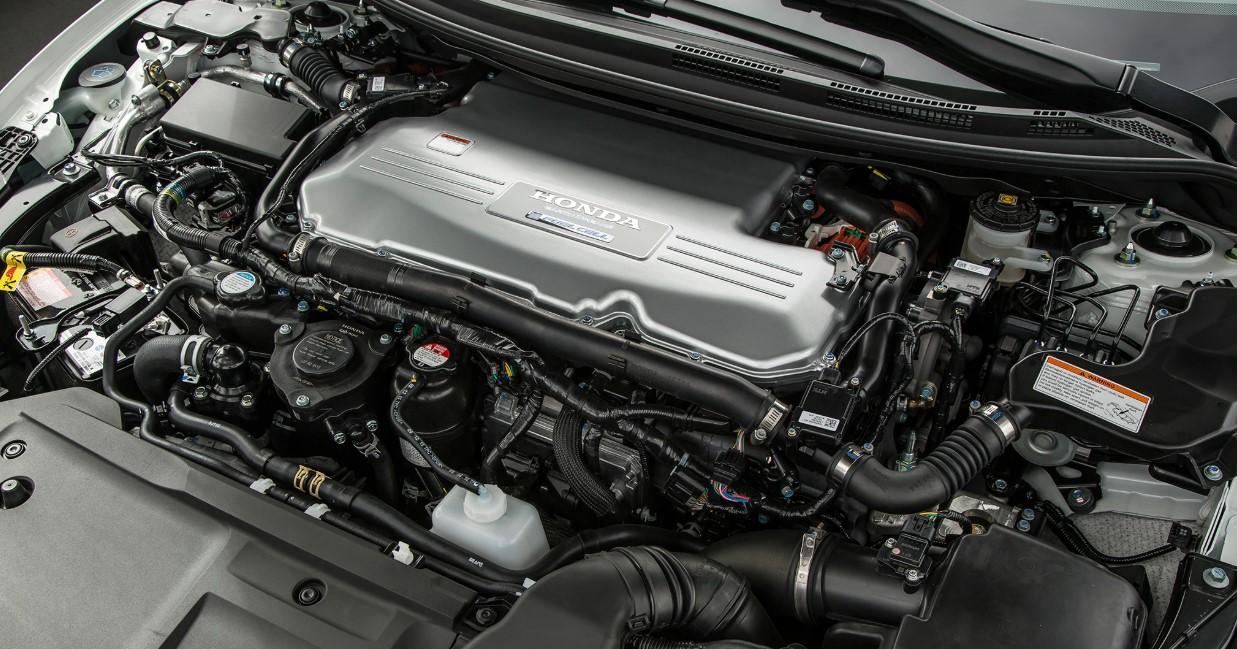 2020 Honda BRV Engine