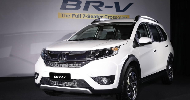 2020 Honda BRV Exterior