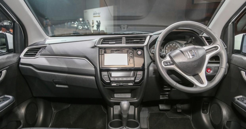 2020 Honda BRV Interior