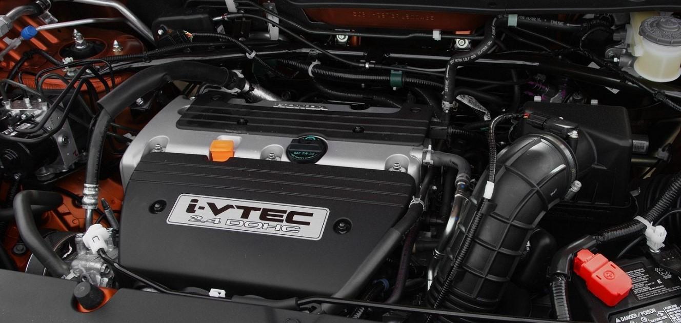 2020 Honda Element Engine