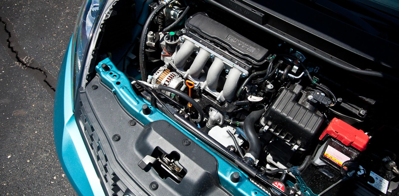 2020 Honda Fit Engine