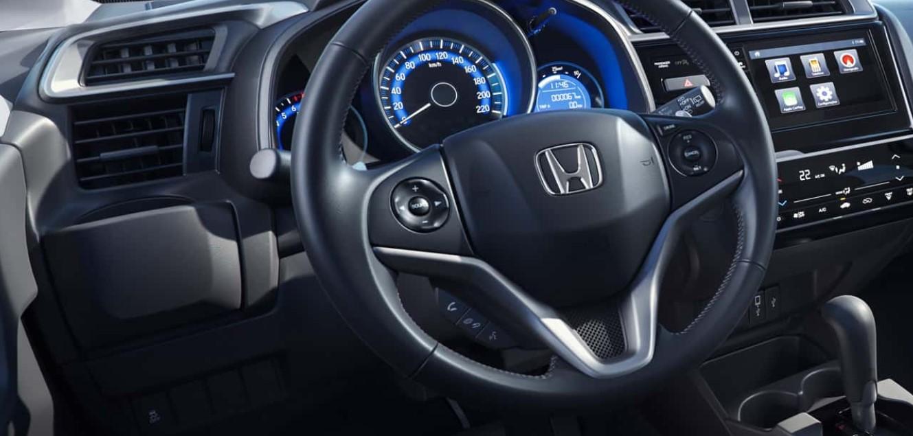 2020 Honda Fit Interior