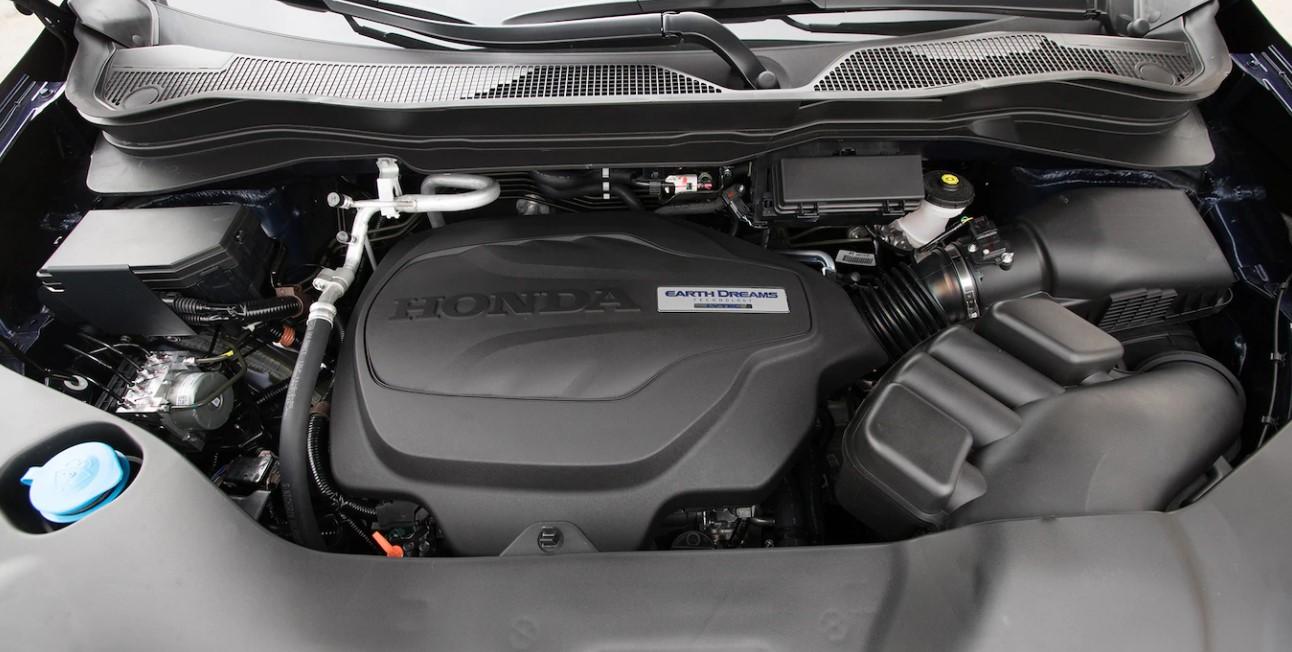 2020 Honda Passport Engine