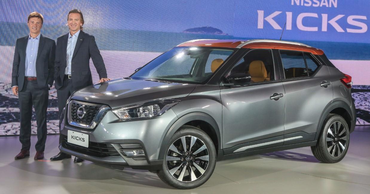 2020 Nissan Kicks Exterior