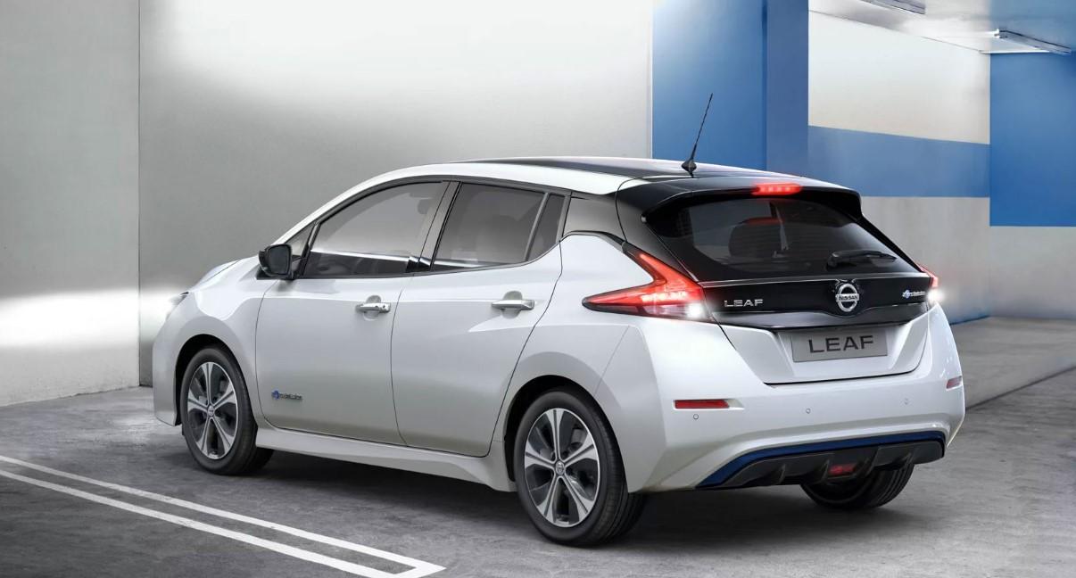 2020 Nissan Leaf Engine