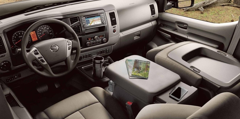 2020 Nissan NV Interior