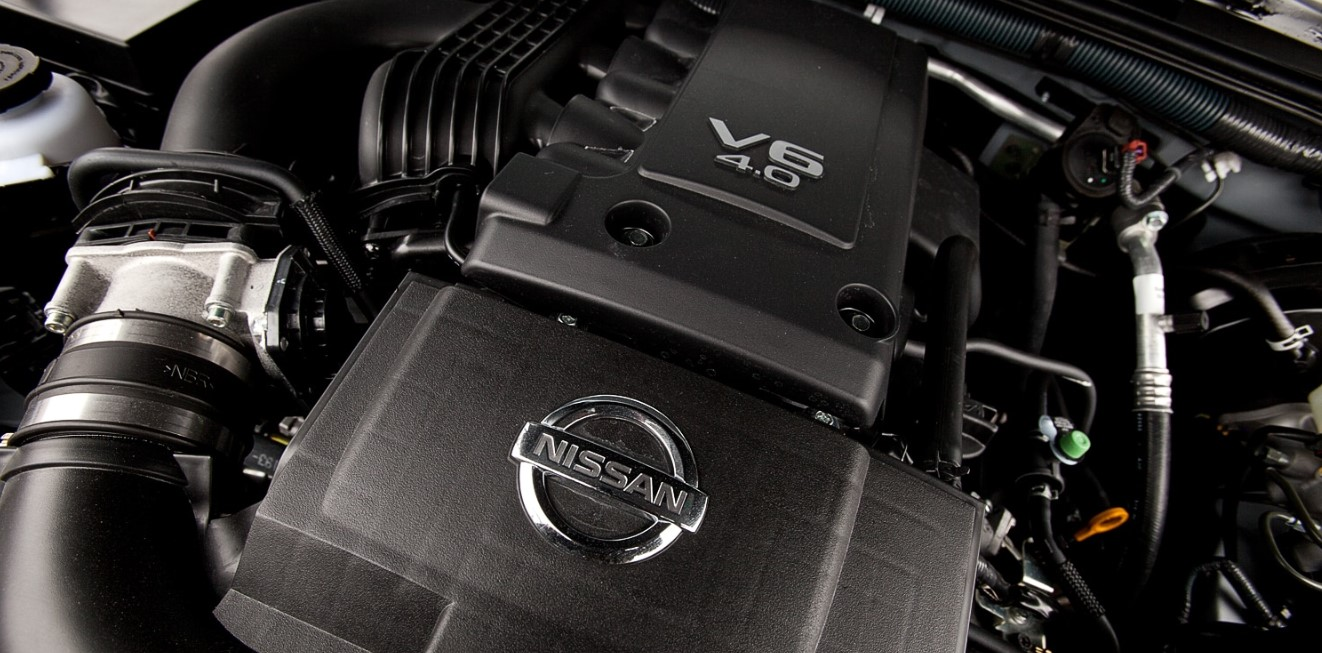 2020 Nissan Pathfinder Engine